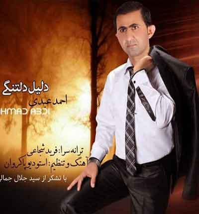 احمد عبدی دلیل دلتنگی
