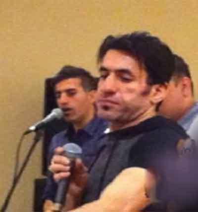 احمد شفیعی عروسی
