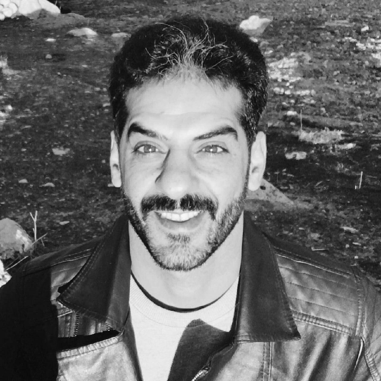 حمید رخشنده دلباخته