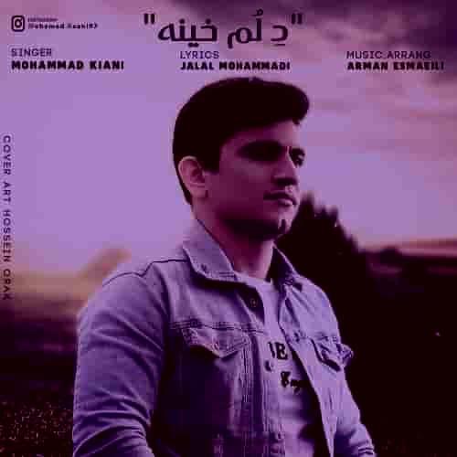 محمد کیانی دلم خینه