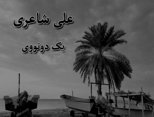 علی شاعری یک دوتووی